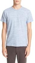 Rag & Bone Men's James Melange Cotton T-Shirt