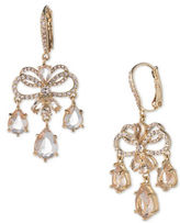 Jenny Packham Crystal Chandelier Drop Earrings