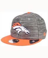 New Era Denver Broncos Blurred Trick 9FIFTY Snapback Cap