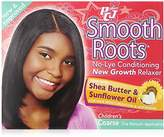 Luster's Lusters PCJ Pretty-N-Silky Smooth Roots No-Lye Conditioning New Growth Relaxer Kit, Childrens Coarse - 4 OZ