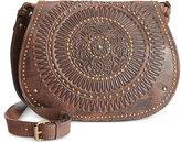 Patricia Nash Distressed Vintage Luciana Shoulder Bag