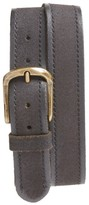 John Varvatos Men's Suede Belt
