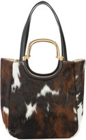 Derek Lam 10 Crosby large furry tote bag