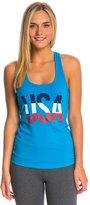Speedo Women's USA Tank Top 8146969