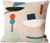 ferm LIVING Organic Cotton Seaside Cushion
