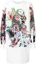 Comme des Garcons oversized toy print shirt