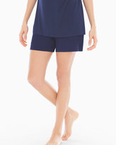Soma Intimates Pajama Shorts Navy