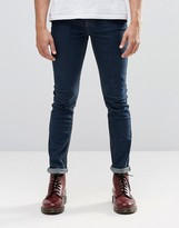 Cheap Monday Jeans Tight Skinny Fit In Very Stretch One Wash