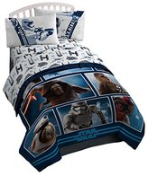 Star Wars Ep7 Live Action Blue Twin 3 Piece Sheet Set