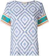 Antonia Zander Toto Safari blouse
