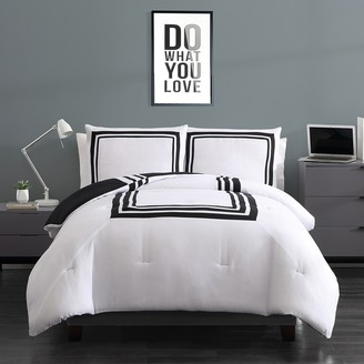 +Hotel by K-bros&Co Vcny Home VCNY Home Hotel Duvet Cover Set