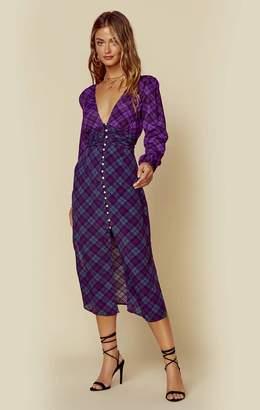 Rahi COLORBLOCK PLAID TRISTA DRESS | Sale