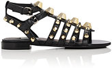 Balenciaga Women's Arena Gladiator Sandals-BLACK