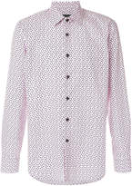 Prada arrow print shirt