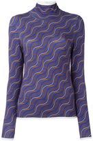 Aalto fine knit top - women - Spandex/Elastane/Viscose - 40