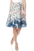 Jenn. Floral Midi Skirt