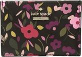 Kate Spade Cameron Street Boho Floral Card Holder Wallet
