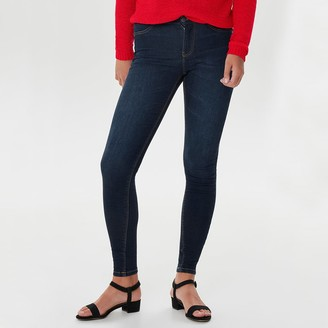 """Jacqueline De Yong Jeggings with Sewn Pockets, Length 32"""""""