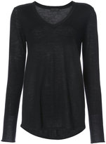 ATM Anthony Thomas Melillo V-neck jumper - women - Cashmere - XS
