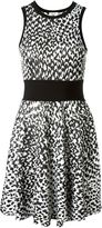 Issa intarsia knit sleeveless dress - women - Nylon/Spandex/Elastane/Rayon - S
