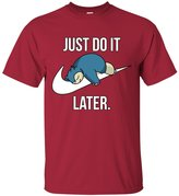Tiphi Shop Just Do It Later T-Shirt - /