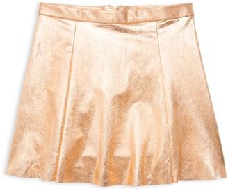 Kate Spade Little Girl's & Girl's Metallic Skirt