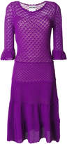 Moschino knitted midi dress
