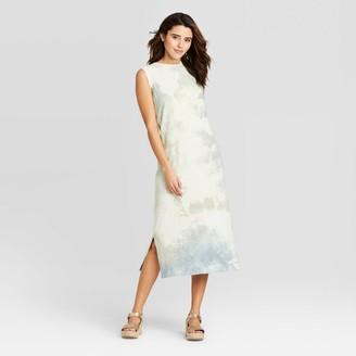 Universal Thread Woen's Sleeveless Tie-Dye Effect Dress - Universal ThreadTM