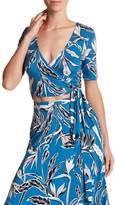 Yumi Kim Floral Wrap Artist Crop Top
