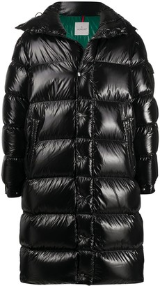 Moncler Mid-Length Padded Coat
