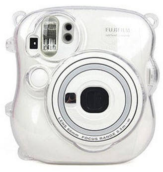 Goodnight Macaroon Fujifilm Instax Mini 25 Transparent Camera Case