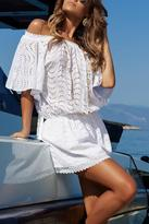 Melissa Odabash Michea White Dress