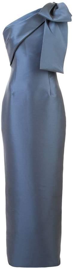 Sachin + Babi Bonnie fitted dress