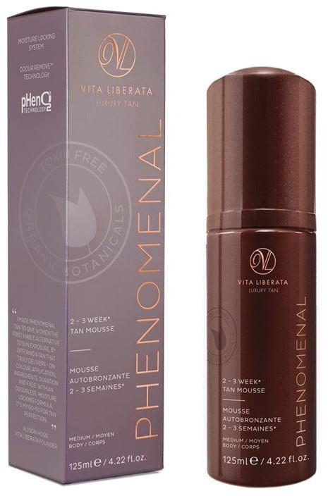 Thumbnail for your product : Vita Liberata Phenomenal 2-3 Week Tan Mousse Dark 125ml