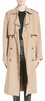 Alexander Wang Women's Pierced Trench Coat