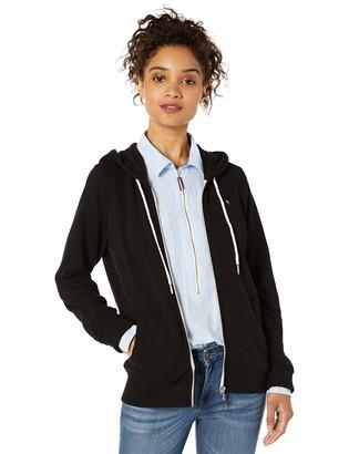 Tommy Hilfiger Women's French Terry Zip Hooded Sweatshirt