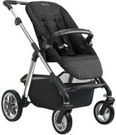 Silver Cross Pioneer Pushchair Chassis, Carrycot And Seat Unit - Chrome