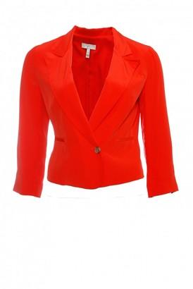 Joie \N Orange Silk Jacket for Women
