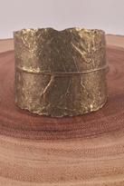 Alkemie Jewelry Topanga Leaf Cuff