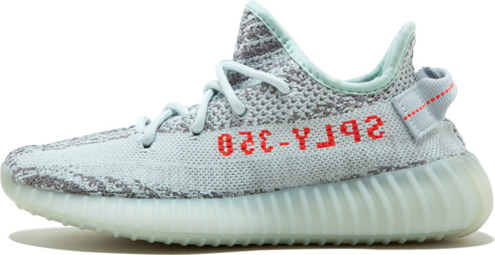 Adidas Yeezy Boost 350 V2 'Blue Tint' Shoes - Size 4