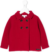 Burberry cashmere fitted coat