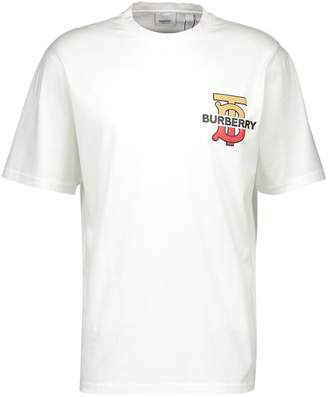 Burberry Gately cotton t-shirt