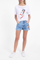 Paul & Joe Sister Carter Denim Shorts