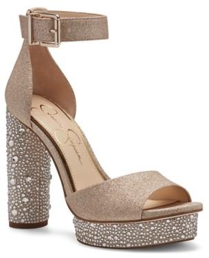 Jessica Simpson Everyn 2 Platform Sandal