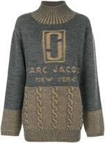 Marc Jacobs double J turtle neck jumper