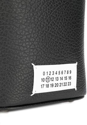 Maison Margiela Numbers patch bucket bag