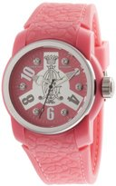 Christian Audigier Women's INT 319 Intensity Spoiler Solid Plastic Ceramic Watch