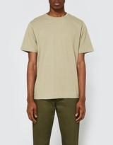 Mhl. Basic T-Shirt in Pale Khaki