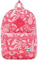 Herschel Heritage Kids Backpack in Coral.
