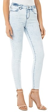 Liverpool Los Angeles Abby Skinny Ankle Jeans in Heron